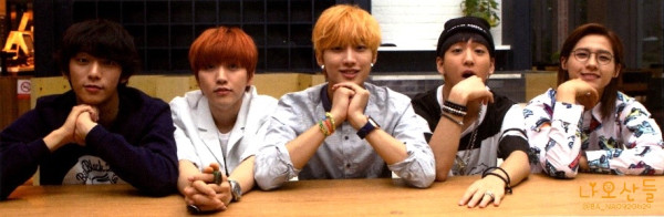 "[HQ] B1A4 for ""K&"" Japanese magazine vol.10 (24)"