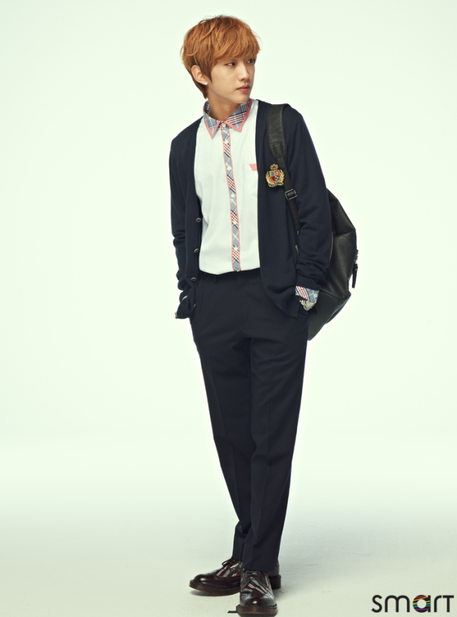 Jung Jinyoung for SMART Uniform (4)