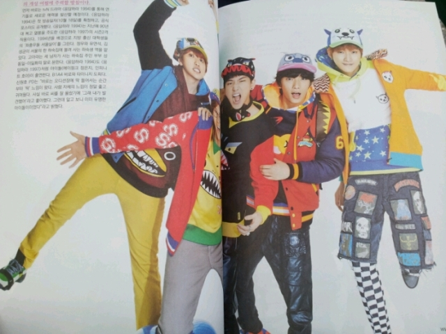 B1A4 BROMIDE - November Issue (3)