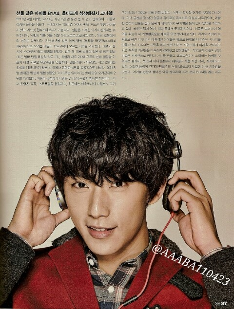 TENTEN Magazine - B1A4 Cut, December Issue (6)