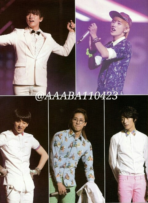 TENTEN Magazine - B1A4 Cut, December Issue (9)