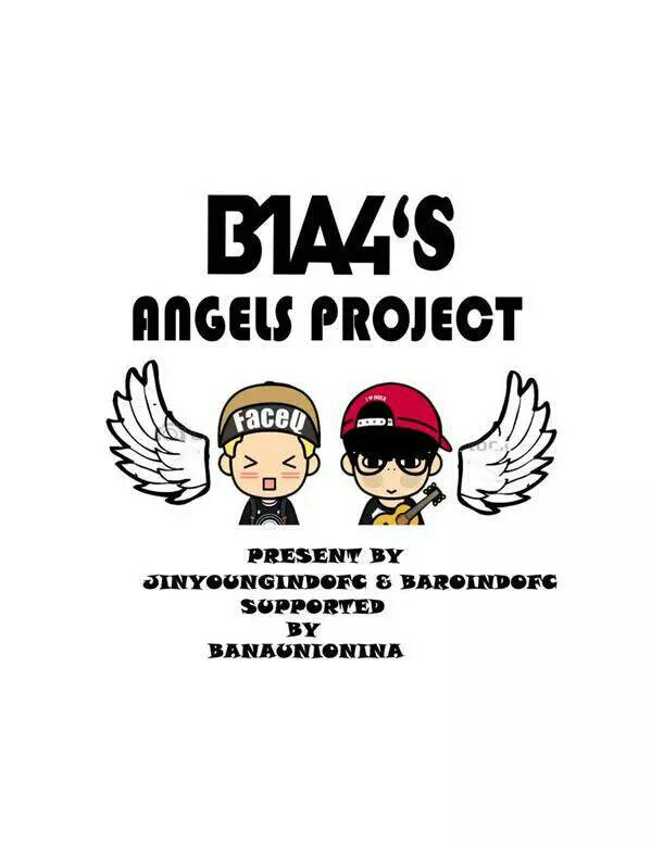 B1A4's Angles Project 01